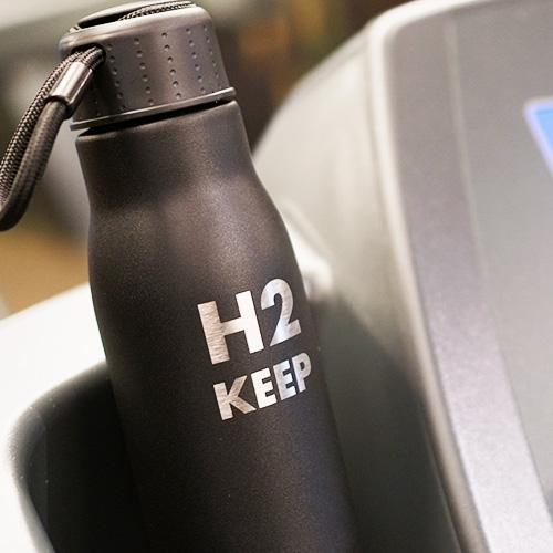 keep molecular hydrogen gym
