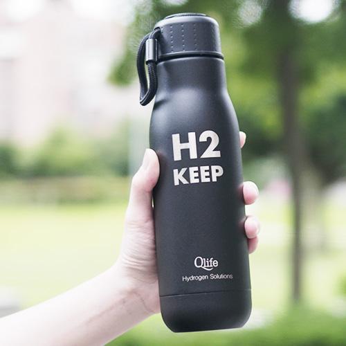 keep on drinking molecular hydrogen